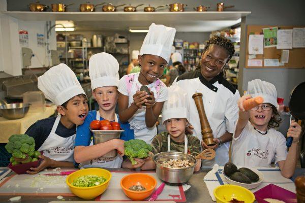 آموزش مجازی آشپزی نوجوانان